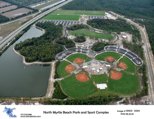 Central Park Sports Complex